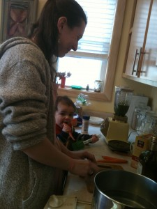 Cooking with Katie